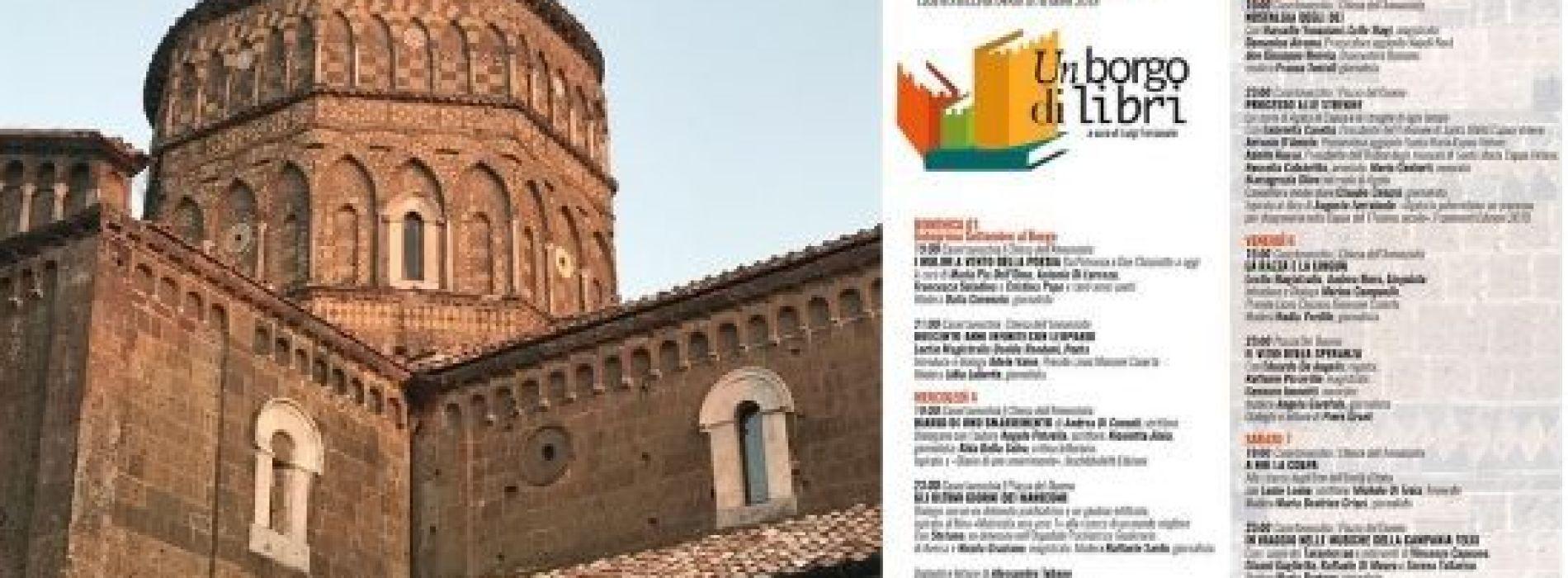 Carlo Marino: Bellezza e cultura in questo Settembre al Borgo