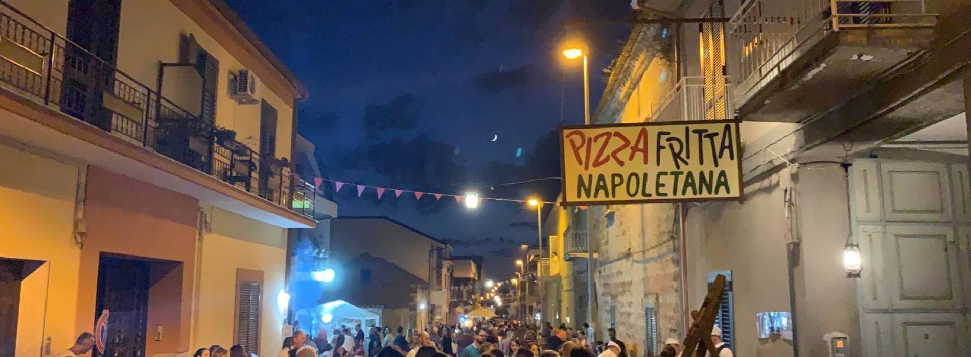 Buona la prima! A Sant'Angelo in Formis la festa è nei portoni