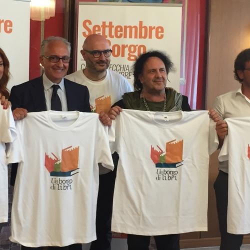 Settembre al Borgo 2019. Presentata la 47esima edizione