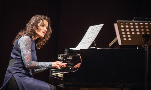 Musica nel Chiostro, Simone Leitão a Casanova di Carinola