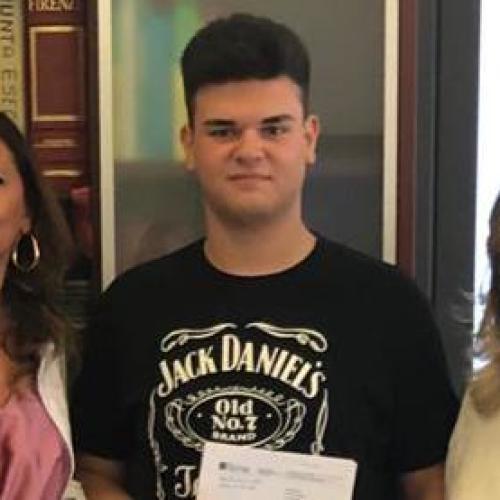 Che premio! Studente del Giordani assunto dall'azienda Terna