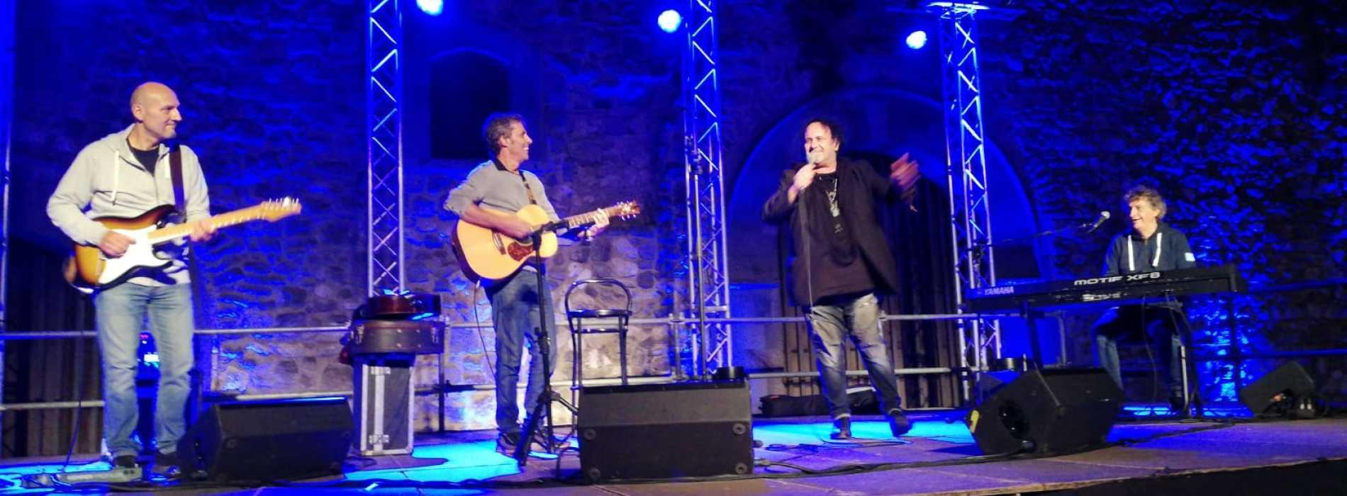 Settembre al Borgo, Avitabile chiude il Festival al Castello