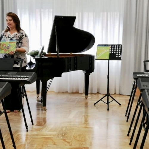 Le avventure di Tobi, i musicisti baby dell'Accademia Yamaha