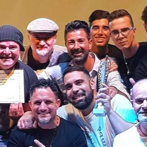 Bottarte Tharumbò, la loro musica popolare premiata a Fondi