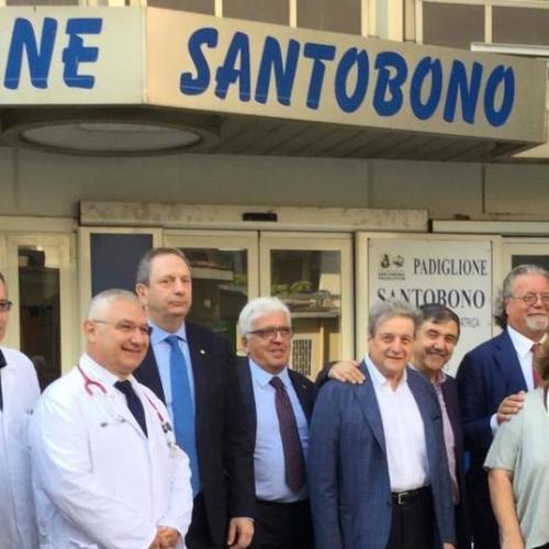 Bottiglieri (Medici Caserta), tour a Napoli in ospedali simbolo