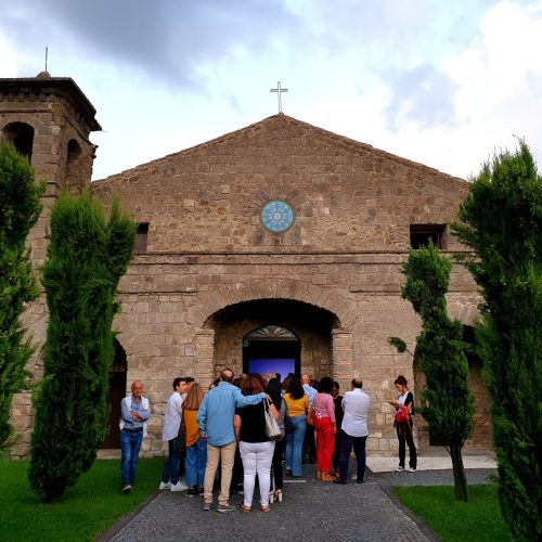 Tifatini shine, cultura e spettacolo all'Eremo di San Vitaliano