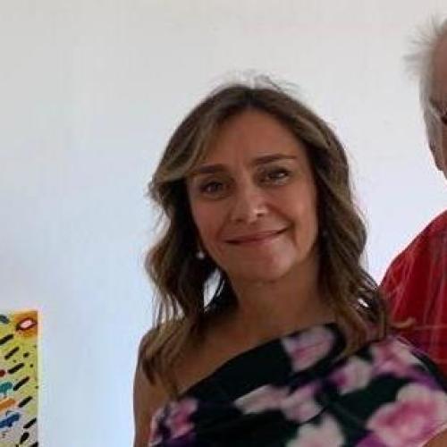 Giovane Cuore, Bruno Donzelli dona un'opera per il progetto