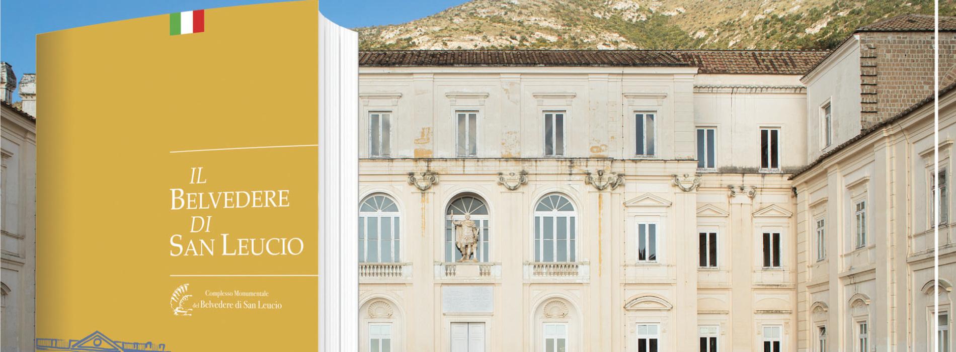 La guida del Belvedere di San Leucio, c'è la presentazione