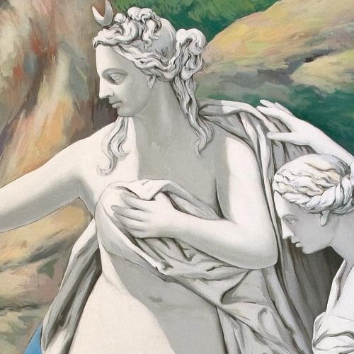Mac3, l'arte contemporanea alla corte di Maria Carolina