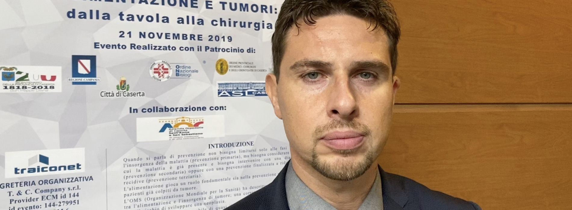 Lilt Caserta, la lotta contro i tumori dalla tavola alla chirurgia
