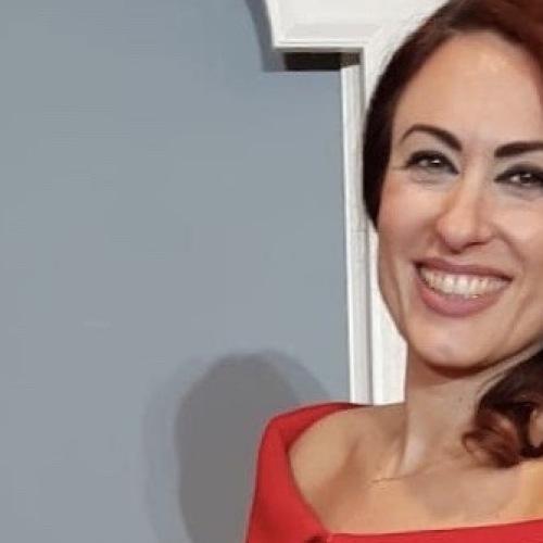 Tiziana Barrella a Milano, un premio ai segreti della Reggia