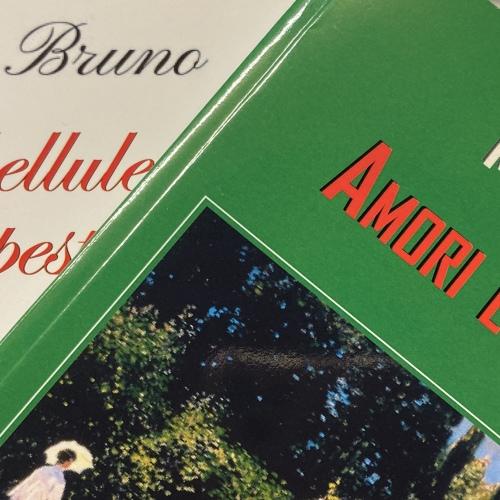 Maria Bruno, i suoi nuovi libri al Circolo Nazionale di Caserta