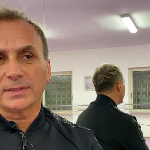 Luigi Ferrone, ballerino e coreografo al More Dance Studios