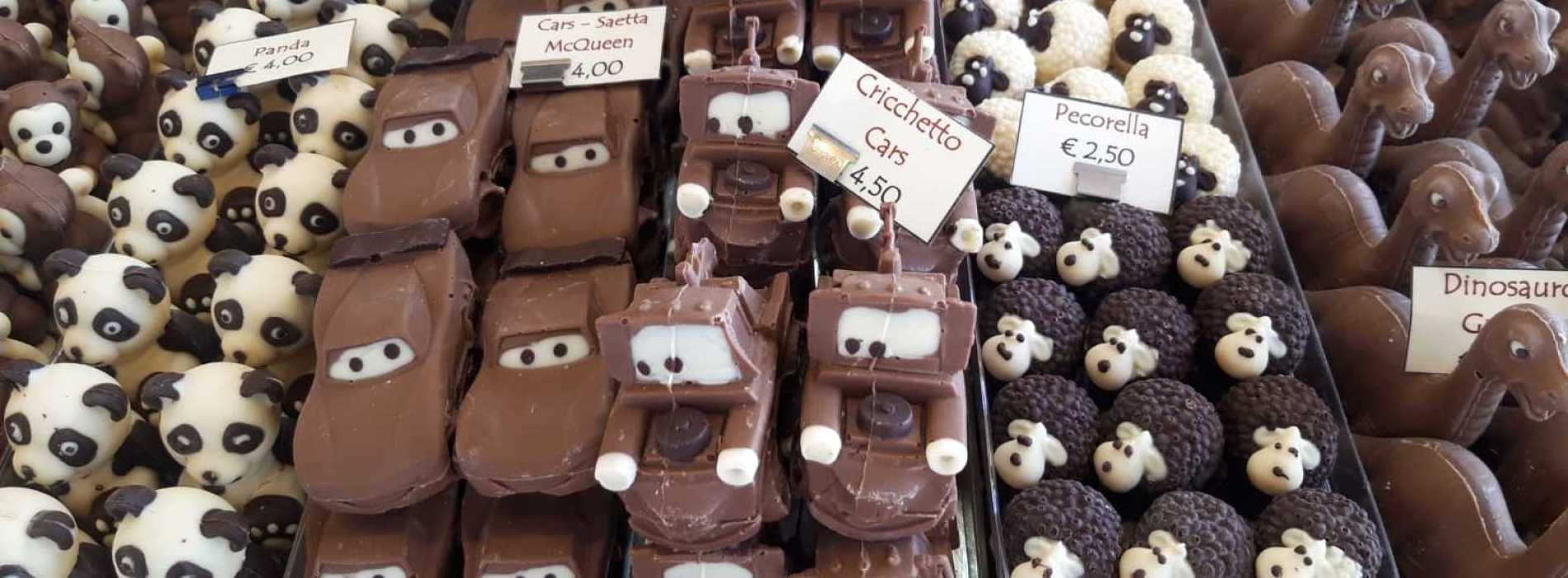 Chocolate Days, dolce salotto del gusto all'ombra della Reggia
