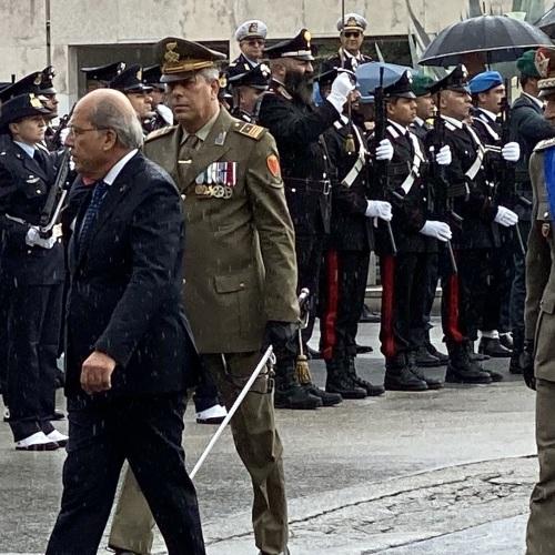 4 Novembre, Caserta celebra il valore dell'Unità Nazionale