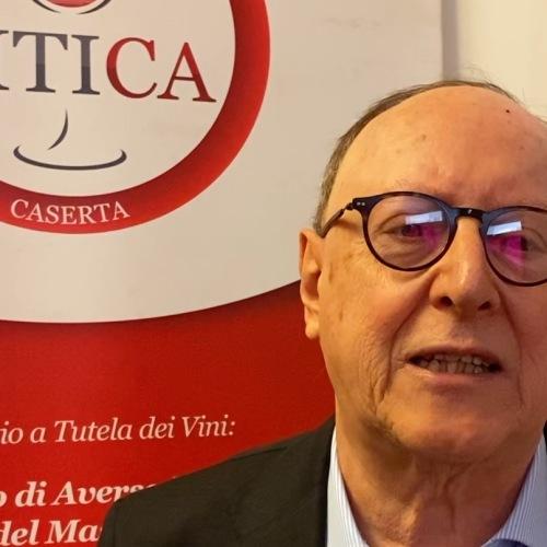 Vitica Open Day, il presidente del Consorzio Cesare Avenia