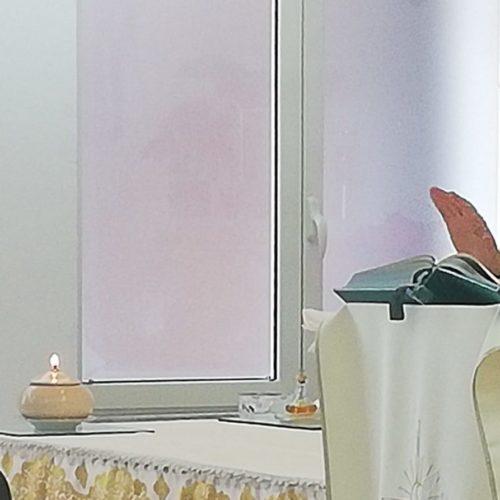 Spiritualità e solidarietà, rito di Natale all'Ospedale di Caserta