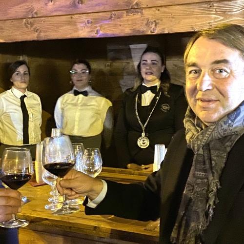 Rossi in Centro, a Caserta protagonisti i vini di Terra di Lavoro