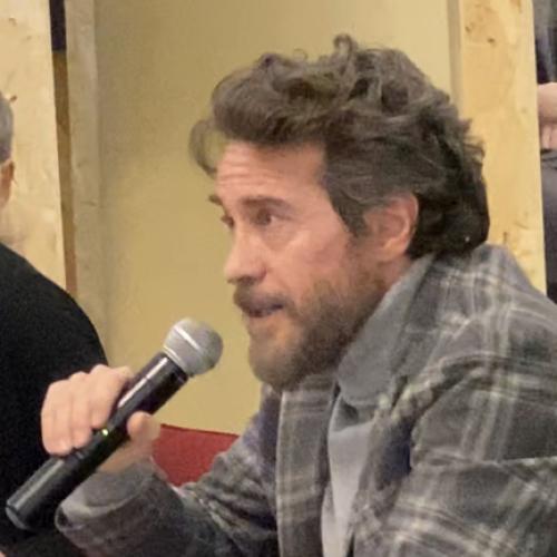 Alessio Boni, il Don Chisciotte che conquista il Salotto a Teatro