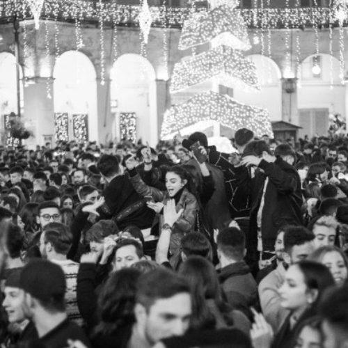 E' vigilia di Natale, il cuore di Caserta vive il suo party diffuso