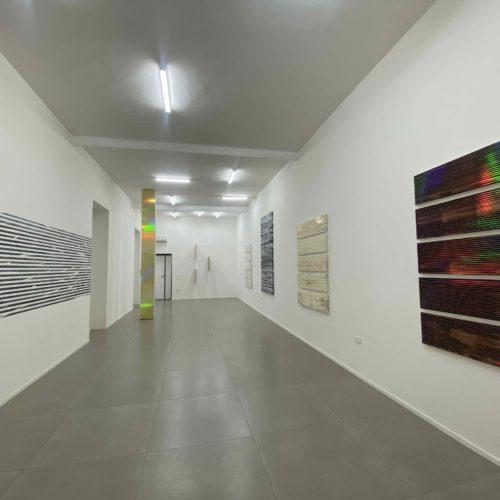 Luce, la mostra di Paolo Bini alla Galleria Nicola Pedana