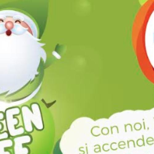 Ambiente. Greenlife e il Natale si accende di verde!