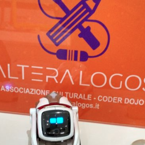 """Altera Logos"" apre il primo Coder Dojo a Santa Maria C.V."