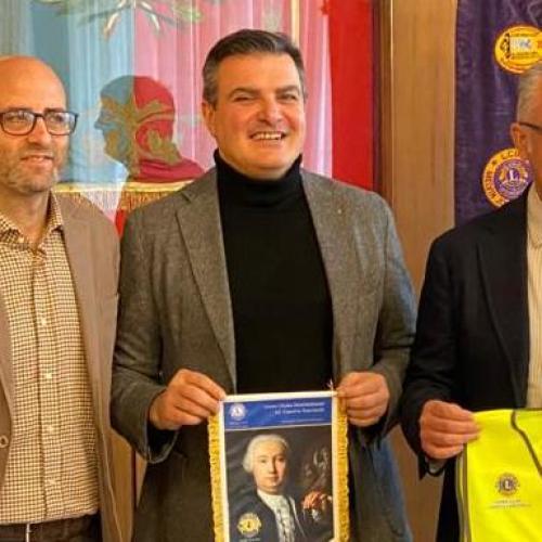 Il Lions Club Caserta Vanvitelli sostiene il Progetto Piedibus