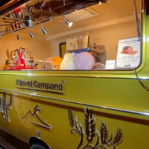 Ce Gusto, tra gastronomia e sociale nel cuore di Caserta