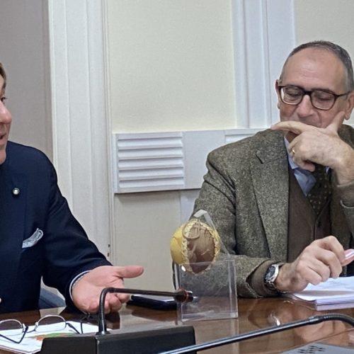 Camera di Commercio, bilancio di fine anno per De Simone