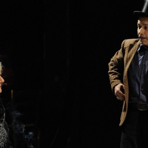 Teatro Civico 14, Lino Musella e Tonino Taiuti in Play Duett