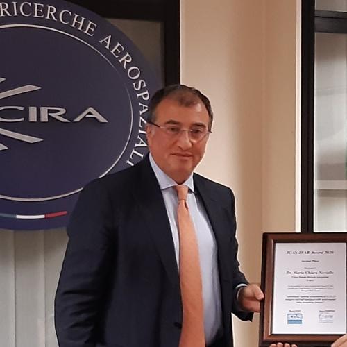 Cira. Premio Icar Ifar Award 2020 a Maria Chiara Noviello
