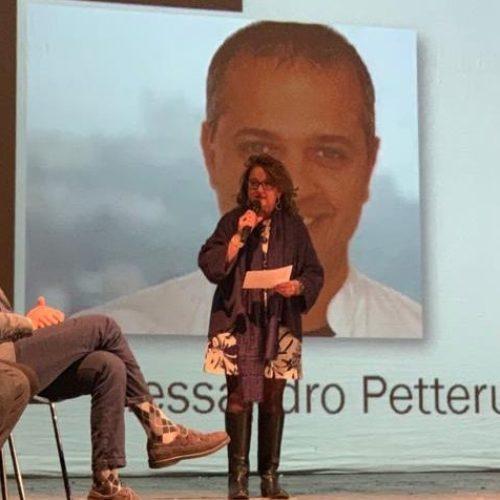 Associazione Petteruti, Alessandro sorride ai giovani medici