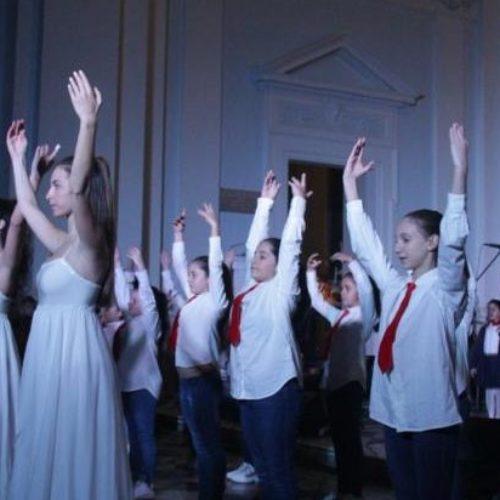 Accademia Yamaha, il Concerto per la Pace ha chiuso l'anno