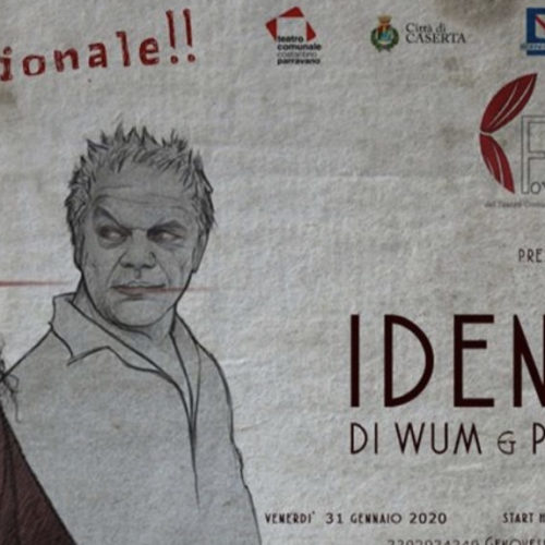 """A Caserta lo spettacolo è in Foyer, Identité apre la """"tre giorni"""""""