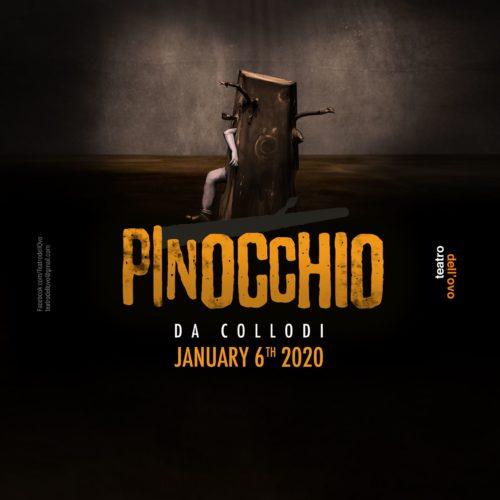 Pinocchio al Teatro Izzo, omaggio al burattino che piace a tutti