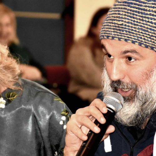 Il Salotto a Teatro incontra il regista e attore Mimmo Borrelli