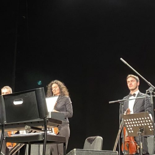 Aria di Vienna a Caserta, Concerto di Capodanno al Parravano