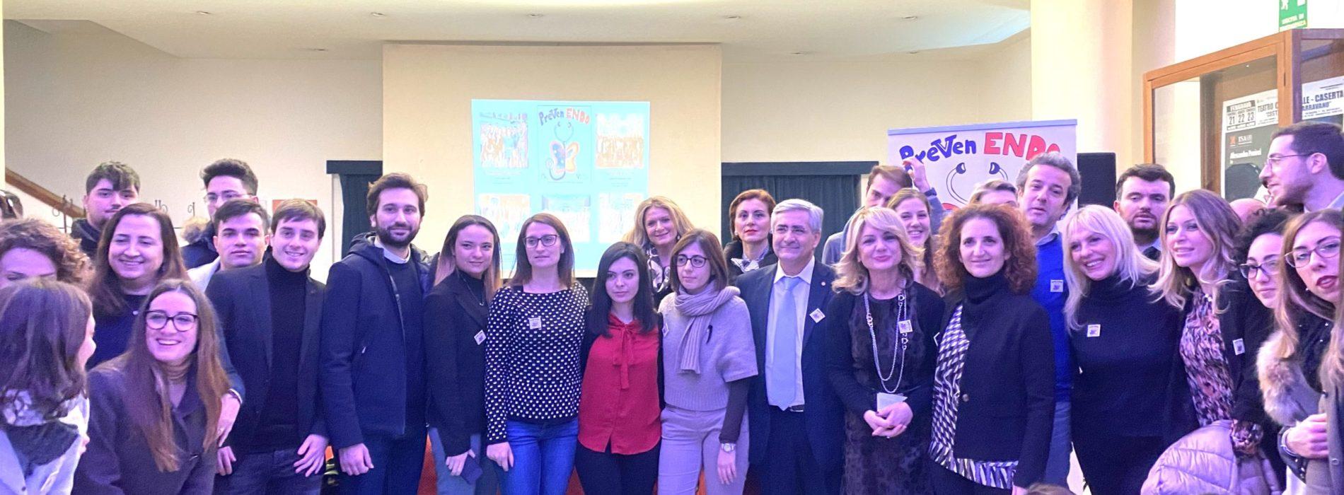 PreVenENDO, l'Università Vanvitelli insegna la prevenzione