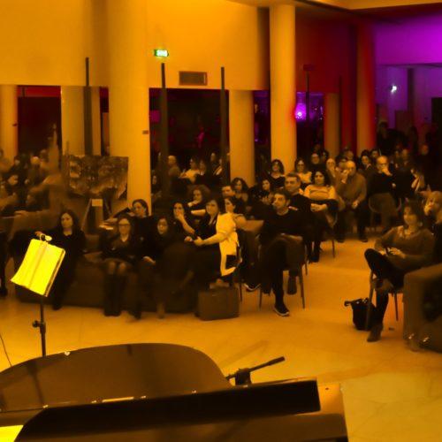 Gino Licata chiude le serate in musica al Foyer del Comunale