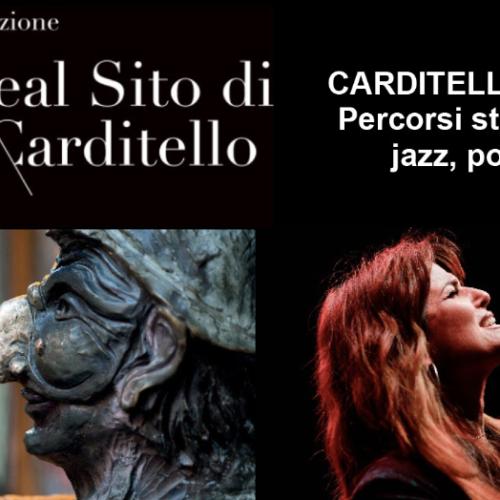 Carditello canta Napoli, dal 15 febbraio al Real sito