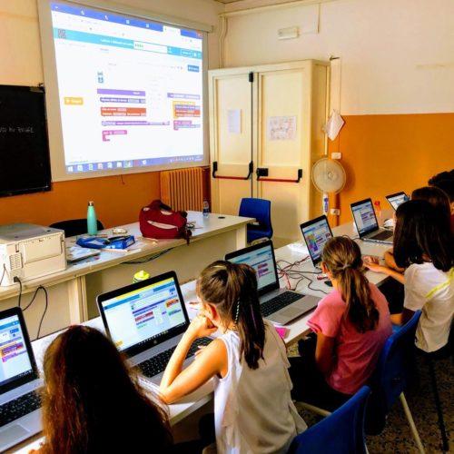 """Scuola Digitale. Il progetto """"Scratch"""" della Dante Alighieri"""