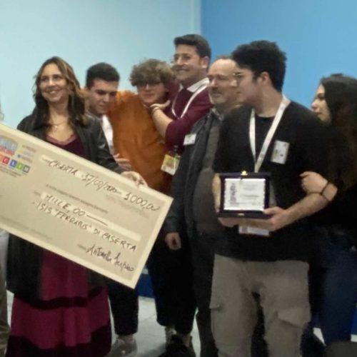 Premio Scuola Digitale al Ferraris e al terzo circolo di Caserta