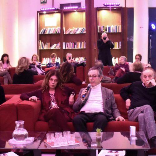 Il Salotto a Teatro, ospiti Carolina Rosi e Gianfelice Imparato
