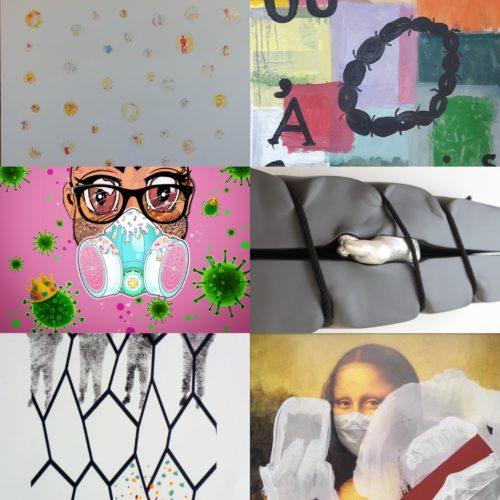 Gli artisti si mobilitano contro il coronavirus