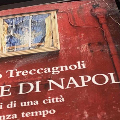 Libri in Redazione. La pelle di Napoli di Pietro Treccagnoli