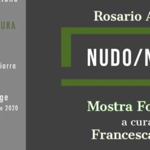 Nudo/Natura, le fotografie di Rosario Ascione da Alterum