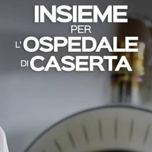 Franco Pepe e Rosanna Marziale: noi per l'Ospedale di Caserta