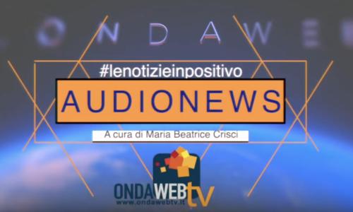 Audionews di Ondawebtv. 25 maggio