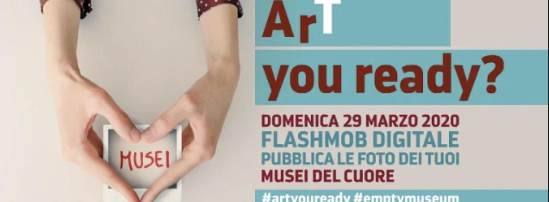 Art you ready? L'antica Capua nel foto-flashmob del Mibact